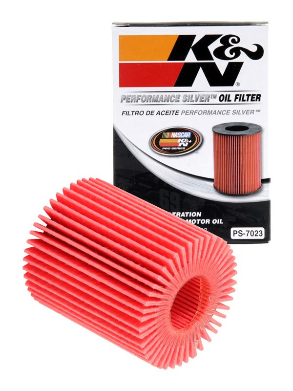 K&N PS-7023 Oil Filter-toyota fj cruiser