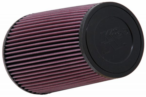 K&N RE-0810 Universal Clamp-On Air Filter