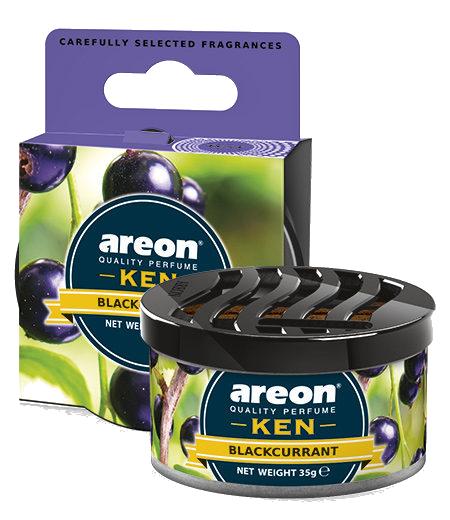 خوشبو کننده خودرو آرئون مدل Ken با رایحه Black Currant -کد 2028