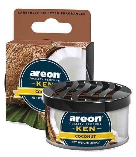 خوشبو کننده خودرو آرئون مدل Ken با رایحه Coconut -کد 2026