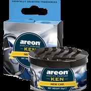 خوشبو کننده خودرو آرئون مدل Ken با رایحه New Car -کد 2021