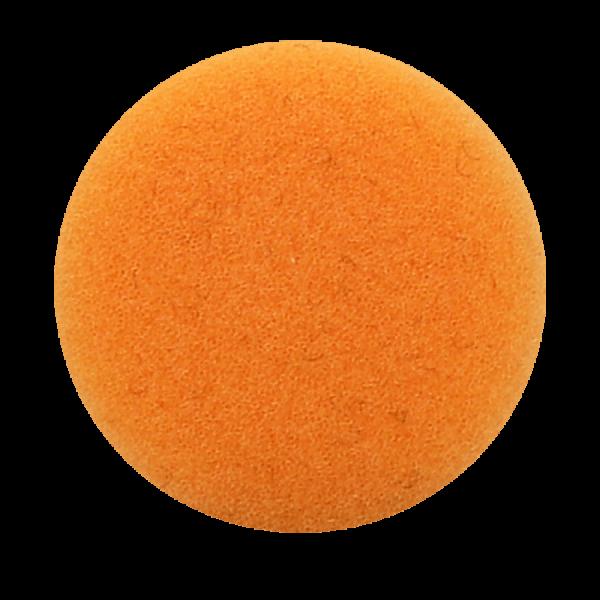 پد پولیش متوسط نارنجی مخصوص دستگاه پولیش بدنه ماشین سایز 40 میلی متر دو عددی فلکس–Flex کد - 442.666