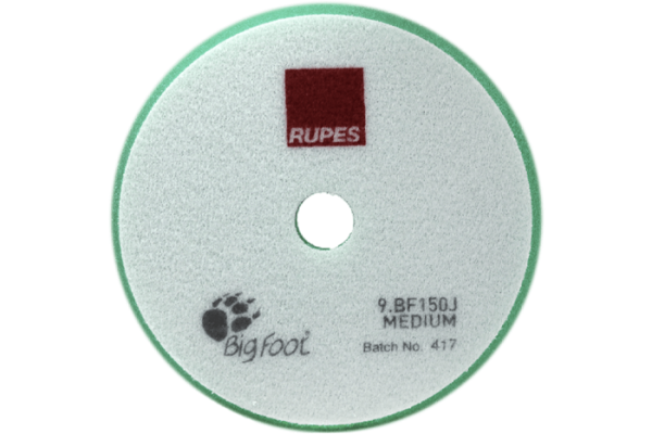 پد پولیش متوسط روپس Rupes مخصوص دستگاه پولیش سایز 15