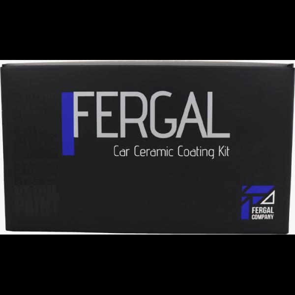 محافظ رنگ نانو سرامیک 10H مخصوص بدنه خودرو فرگال Fergal