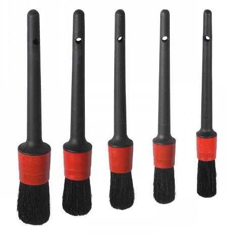 کیت 5 عددی برس های دیتیلینگ خودرو Detailing Brush