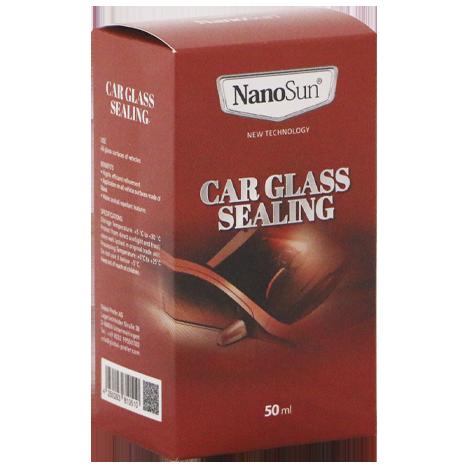 پک محافظ نانو شیشه خودرو نانوسان NanoSun