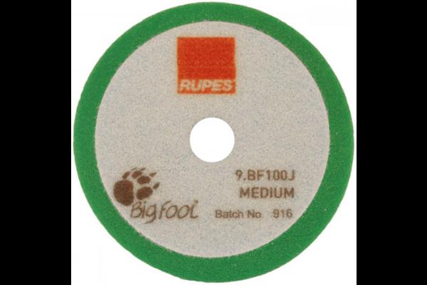 پد پولیش متوسط روپس Rupes سایز 100 - 80 میلیمتر مخصوص دستگاه پولیش سایز 8