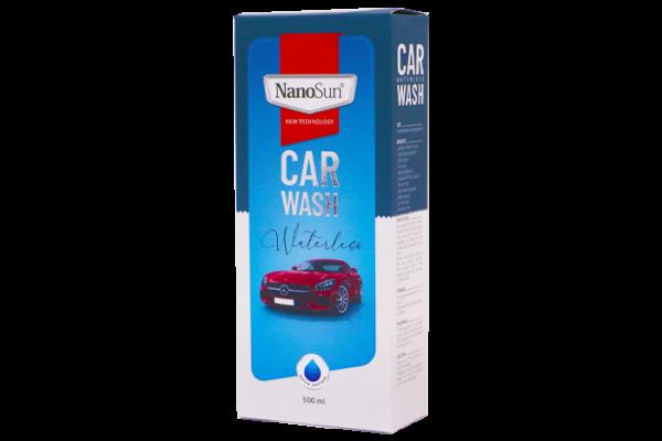 شامپو بدون آب خودرو (واترلس شامپو ) نانوسان NanoSun